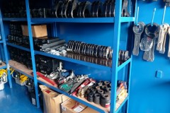 HYDRAULIC TORQUE WRENCHES, IMPSCT SOCKETS AND ASSOCIATED ACCESSORIES