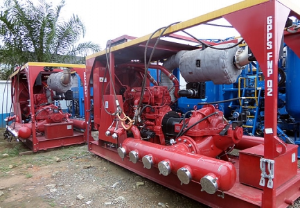 Fire Water Pumps