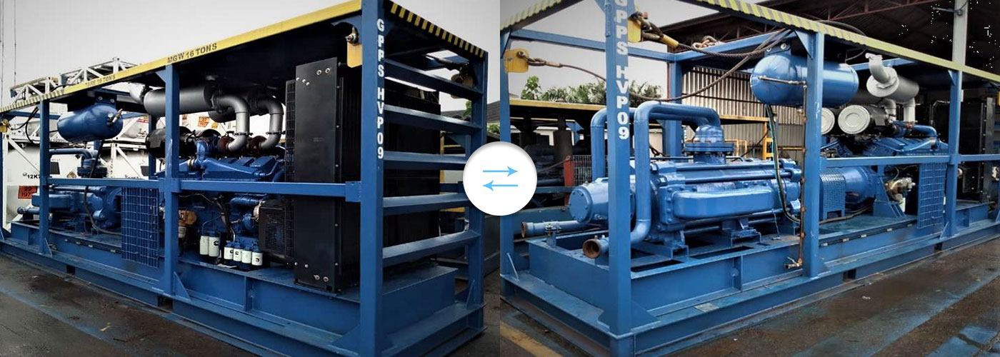 GPPS High Volume Chemical Circulation Pumps (439 – 735m3/hr)